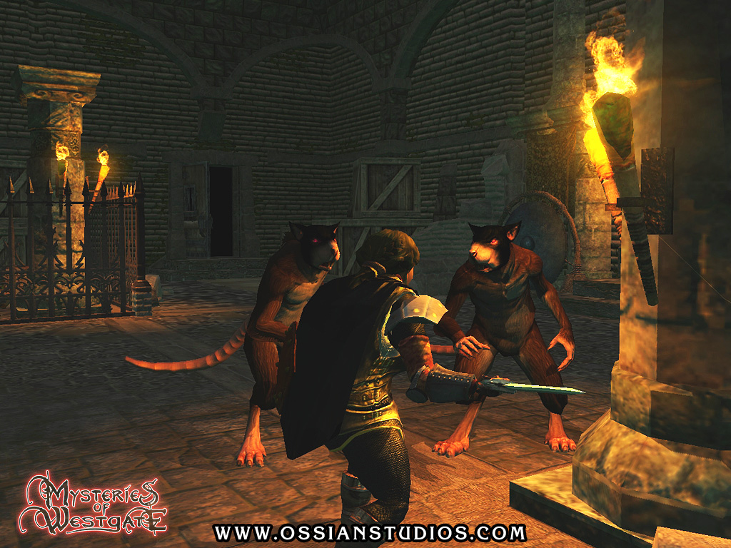 Ossian: Neverwinter Nights 2: Mysteries of Westgate